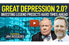 See full story: Jim Rogers: Great Depression 2.0?