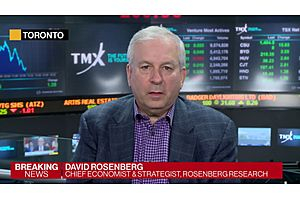 See full story: Rosenberg: 'High Odds Bet' the Coronavirus Will Cause a Global Recession