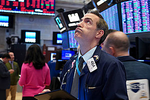 See full story: Dow Plunges 1,100, Worst Point Drop in History, Will Fed Act?