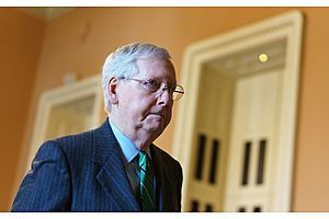 See full story: Next Coronavirus Stimulus Bill Will Be the 'Final' One, Mitch McConnell Says