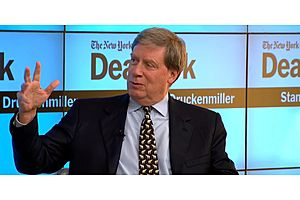 See full story: Druckenmiller: Stock Market Is a 'Absolute Raging Mania' Warns Fed Raised Inflation & Deflation Risk