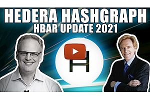 See full story: Hedera Hashgraph - The Most Important Crypto Update You'll See This Year (HBAR)