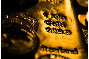 See full story: Gold Falls Over 1%, Pinched by Firm Dollar but on Course for Weekly Gain