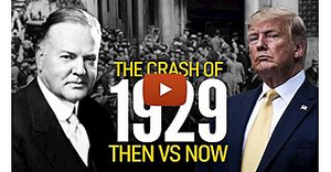 See full story: 1929 Vs Now: Are We Headed For The Greatest Depression? with Mike Maloney