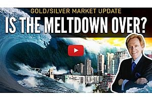 See full story: Is the Meltdown Over? - Gold Silver Market Update with Mike Maloney