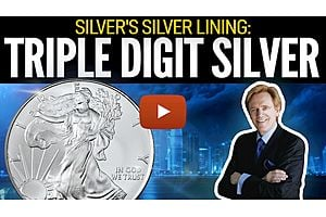See full story: Silver's Silver Lining: Triple Digit Silver Price?
