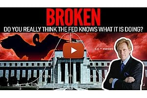 See full story: BROKEN: Do You Really Think The FED Knows What it is Doing?