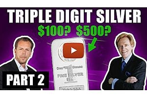 See full story: TRIPLE DIGIT SILVER (PART 2) - Mike Maloney & Keith Neumeyer (CEO First Majestic Silver)