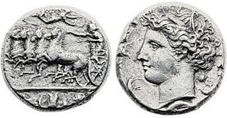 See full story: Ancient Greek Silver coin valued $1.8 mn put up for auction
