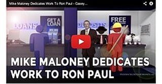 See full story: Mike Maloney Dedicates Upcoming Hidden Secrets of Money Episode 4 to Ron Paul