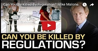 See full story: Can You Be Killed By Regulation? Mike Maloney On Brexit #3
