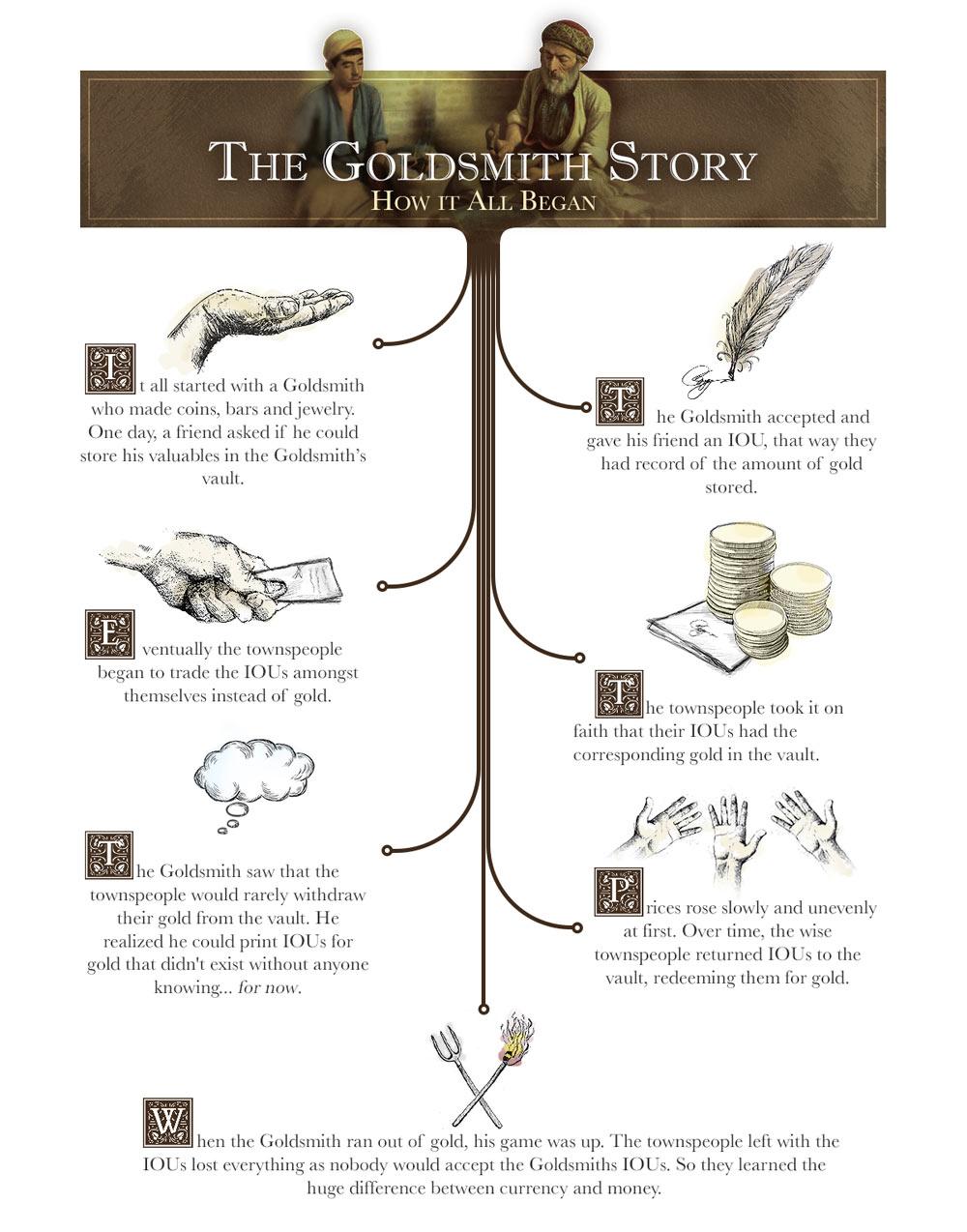 GoldSmith Story